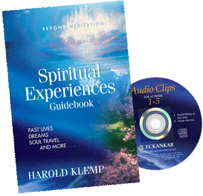 Get your Spiritual Experiences Guidebook here!